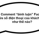 Cách ẩn comment trên Facebook thủ công và tự động
