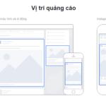 Giao diện quảng cáo và các vị trí hiển thị trên Facebook