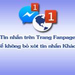 Cách xem và trả lời tin nhắn trên Trang Fanpage khi khách hàng nhắn tin?