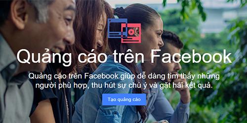 Chi phí quảng cáo trên Facebook