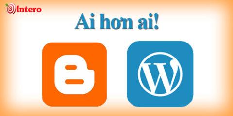 Chọn Blogspot hay Wordpress