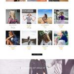 Giao diện website bán đồng hồ – mẫu website bán đồng hồ – ShopIsle