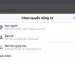 Cách đăng bài trên Facebook tránh ai đó thấy hoặc bình luận