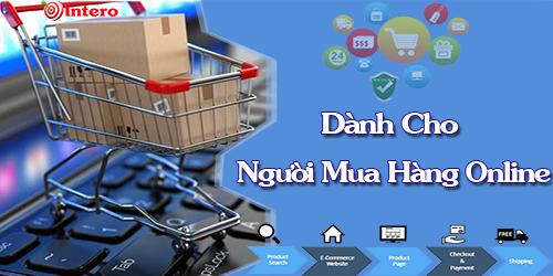 Người mua hàng online - những điều cần chú ý