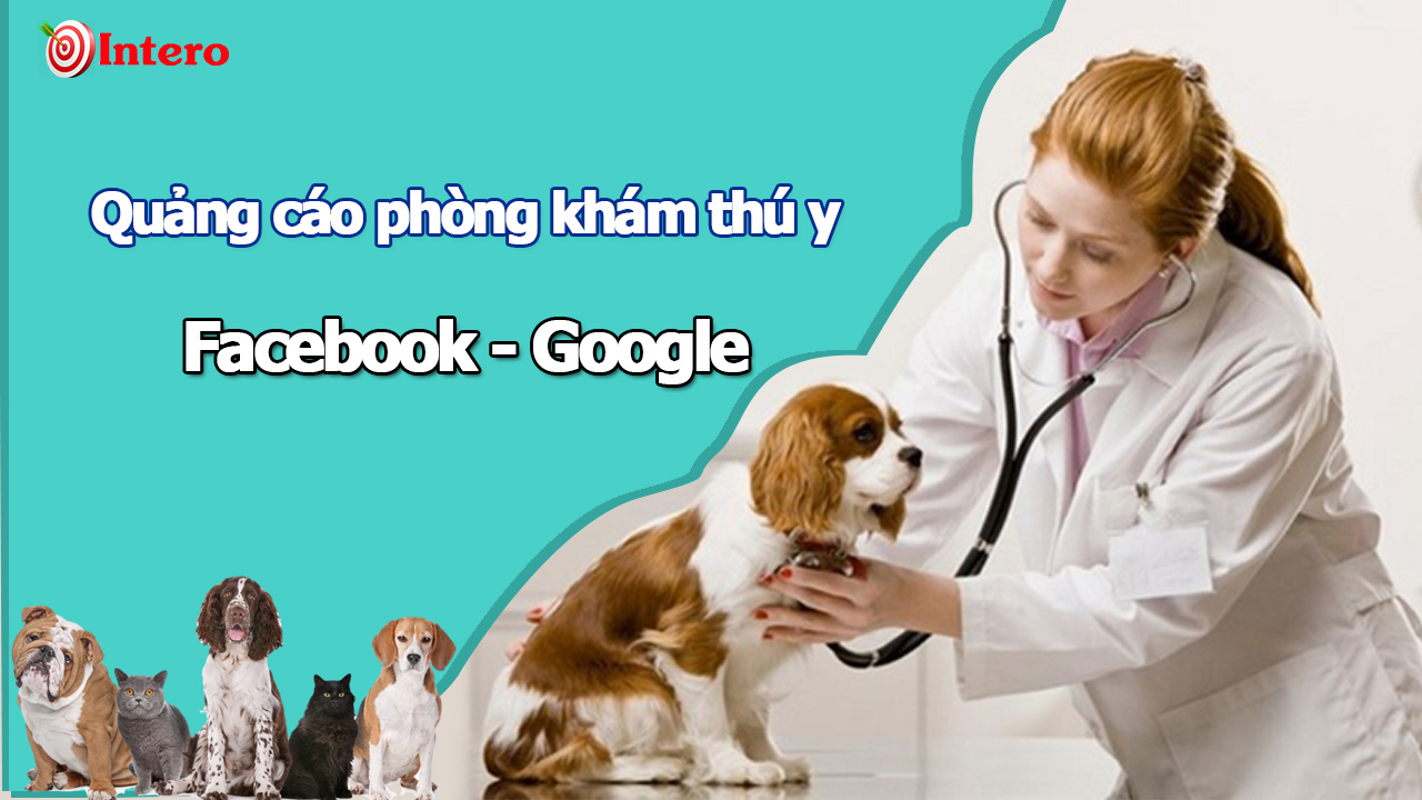 Quảng cáo phòng khám thú y, Quảng cáo phòng khám thú y trên Facebook, Quảng cáo phòng khám thú y trên Google. Phòng khám thú y, quảng cáo hiệu quả, quảng cáo phòng khám thú y hiệu quả