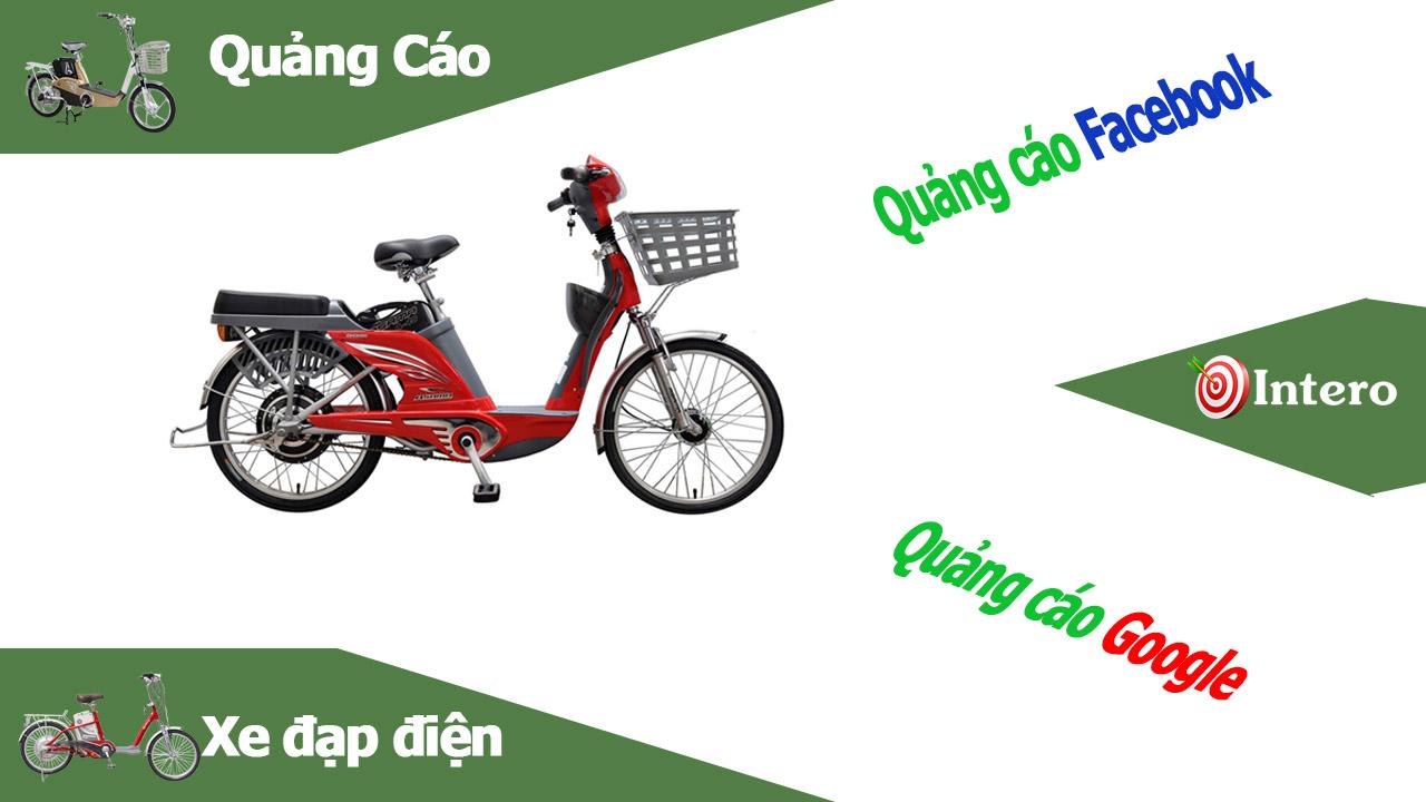 Quảng cáo xe đạp điện trên Facebook hay Google hiệu quả hơn