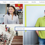 Tìm việc làm trên Facebook, tuyển nhân sự cũng trên Facebook!