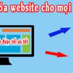 Website thân thiện di động- sự tối ưu cần thiết!