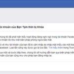 Xác minh danh tính Facebook cá nhân, khóa Facebook và điều cần biết!