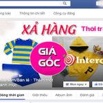 Facebook chiến trường mới của người bán quần áo