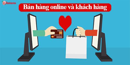 Bán hàng online và khách hàng online