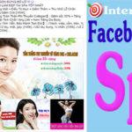 Quảng bá hình ảnh Spa trên Facebook hiệu quả