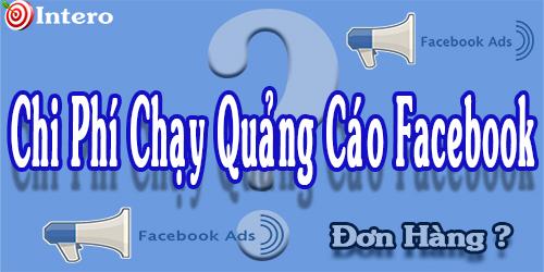 Chi Phí Chạy Quảng Cáo Facebook Là Bao Nhiêu?